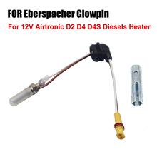 12V 24V dla Eberspacher Glowpin Glowpin Glow wtyk pinowy ceramiczny 1000-4000kva dla Airtronic D2 D4 D4S grzejnik na olej napędowy z kluczem tanie tanio Vehicleader CN (pochodzenie) Dmuchawy 1000-8000KVA Typ spalinowego podgrzewacz