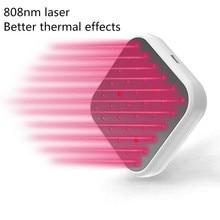 Портативное лазерное терапевтическое устройство LASTEK 808nm для лечения боли в талии, люмба, боли, спортивных травм, реабилитация, облегчение отеков