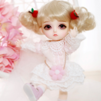 Doll BJD Lati Pero bjd 1/8 body Full Set Jointed Doll Toys for Girl Birthday Gift 1