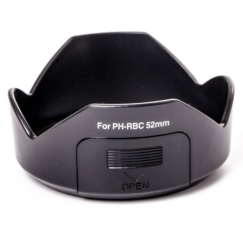 for Pentax K100D Flower Design 49mm Pro Digital Lens Hood