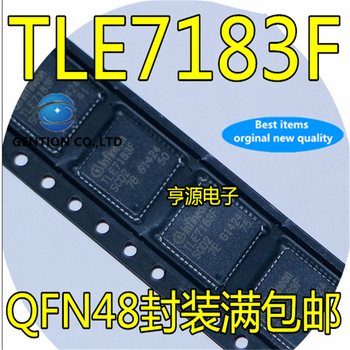 5Pcs TLE7183 TLE7183F QFN in stock  100% new and original