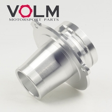 Tubo turbo saída silenciador apagar para a3 2.0 tfsi vag tfsi motores com k03 turbocompressor qt3051