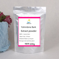 Premium Yohimbe Bark Extract Powder Supports Enhanced Sexual Function Enhances Muscle Quality Assurance