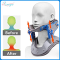 Infrared Heating Cervical Traction Device Hot Compression Pain Relief Relaxation Tool Health Care Support Brace Neck Collar