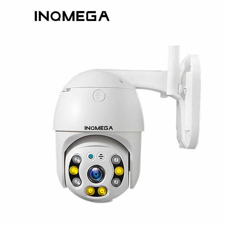 INQMEGA Neue Drahtlose 2MP High-speed Kamera Wasser-beweis Ball Maschine PTZ Infrarot Netzwerk Kamera Fern