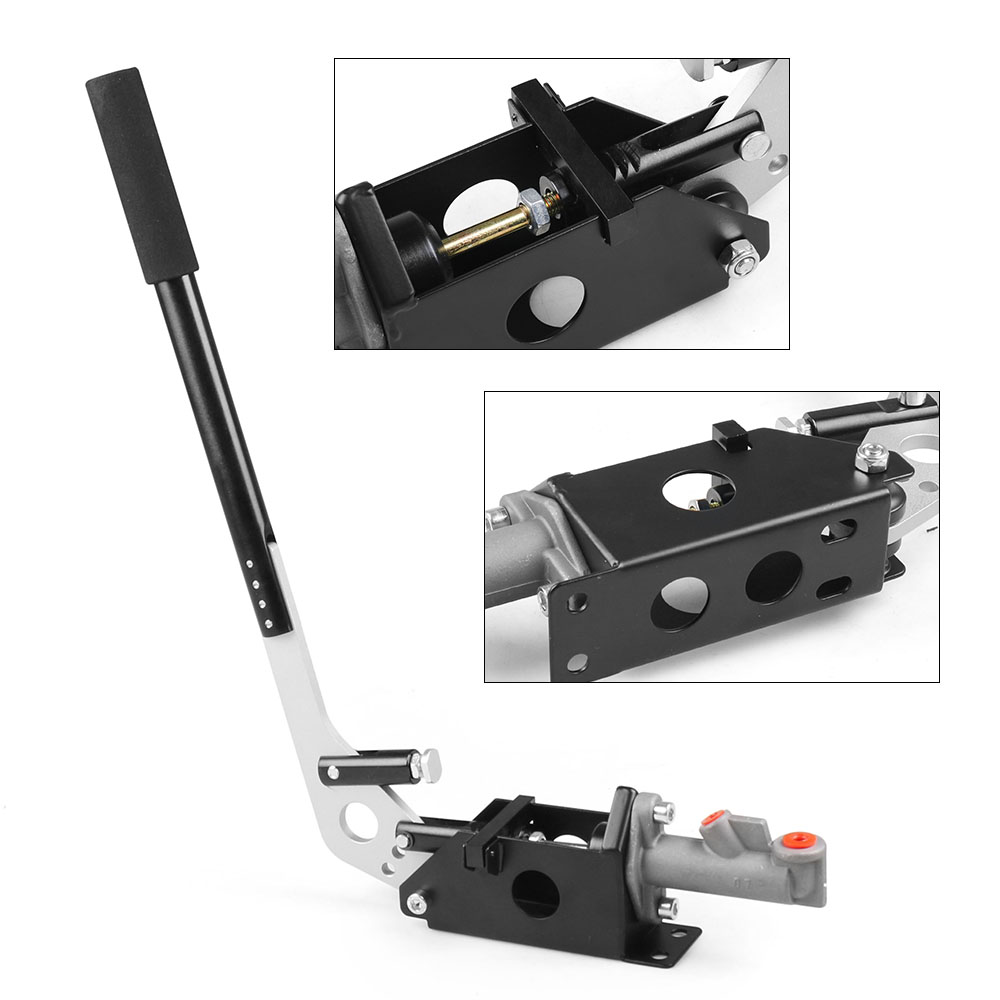 Aluminiowy dryf hydrauliczny E hamulec wyścigowy Parking hamulec ręczny dźwignia zmiany biegów uniwersalny hamulec ręczny
