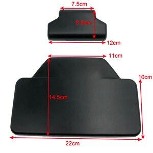 Image 5 - Dla BMW R1200GS R1250GS G310GS F900R F750GS F850GS oparcie dla pasażera tylna podkładka tylna sakwa Trunk 3M naklejka