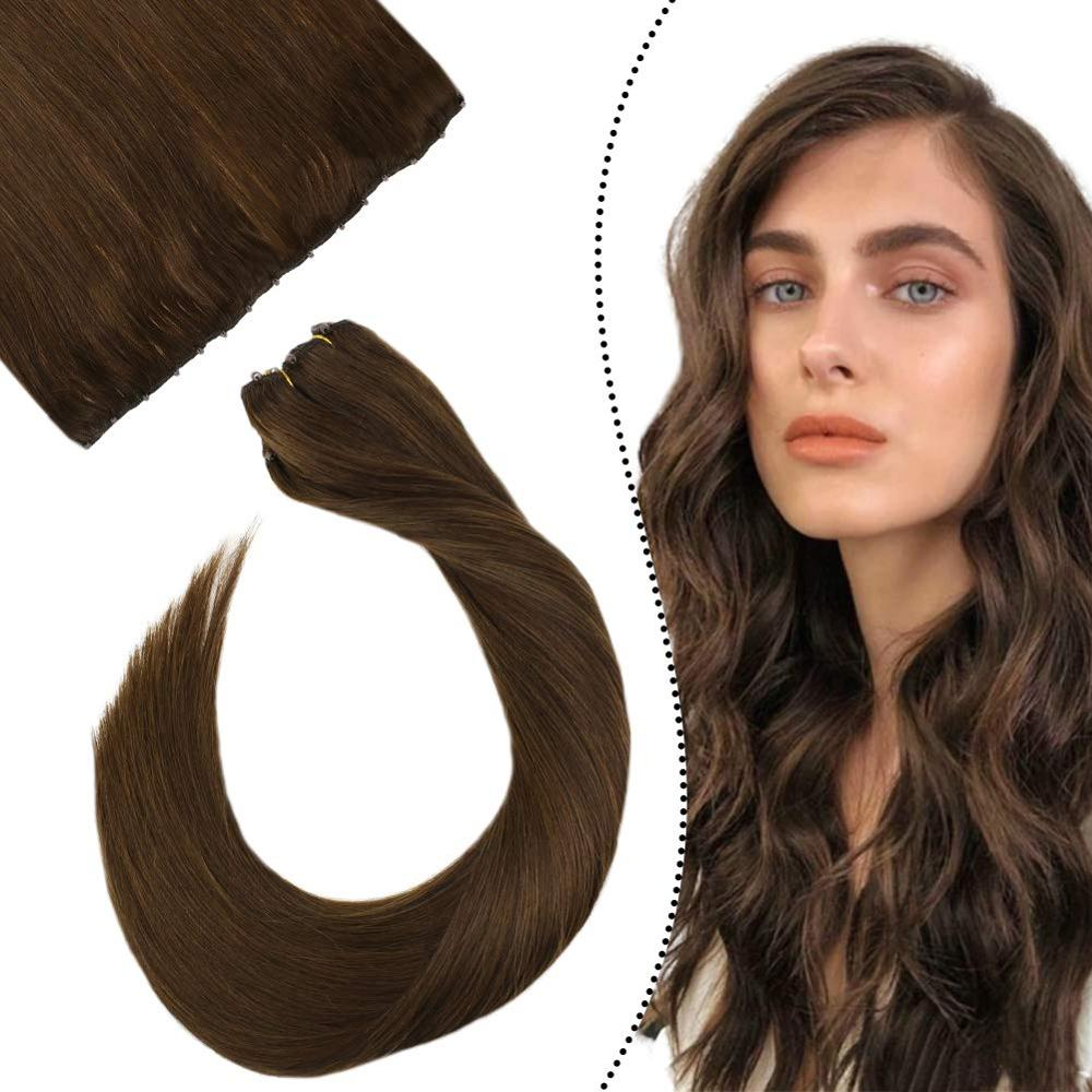 Ugeat Micro Link Weft Human Hair Extensions 10