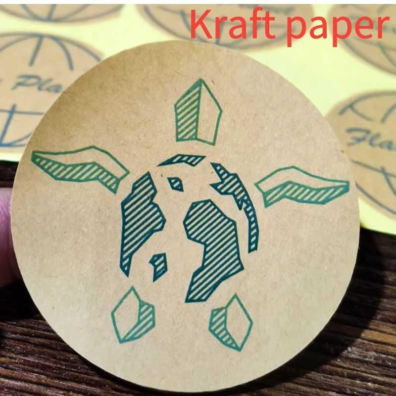 Adesivo personalizado com 100 peças, adesivos de logotipo/adesivos de casamento/design de seus próprio adesivos/adesivos personalizados para comida e etiquetas de bebidas