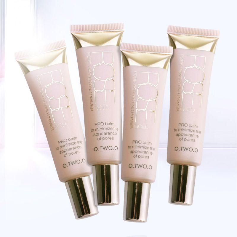 O.TWO.O Base Foundation Primer Makeup Cream Moisturizing Oil Control Face Primer