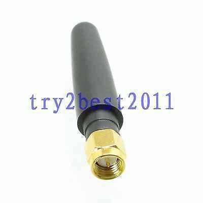 DHL/EMS 50 комплектов антенна GSM GPRS 900/1800MHZ SMA штифт для беспроводной передачи радио 5 см Чили-C1