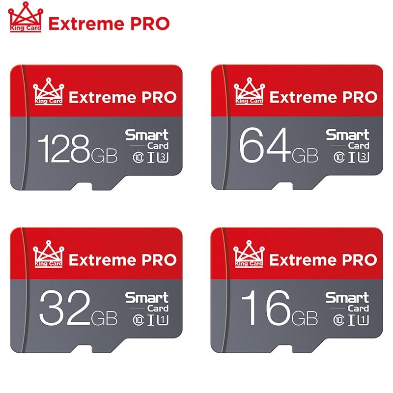 Cartão flash 8 16 32 64 128 256 gb do microsd da memória da classe 10 para o adaptador do smartphone cartão 8 16 32 64 128gb do micro sd tf 8gb 16gb 32gb 64gb 64gb 256 gb|Cartões de memória|   -