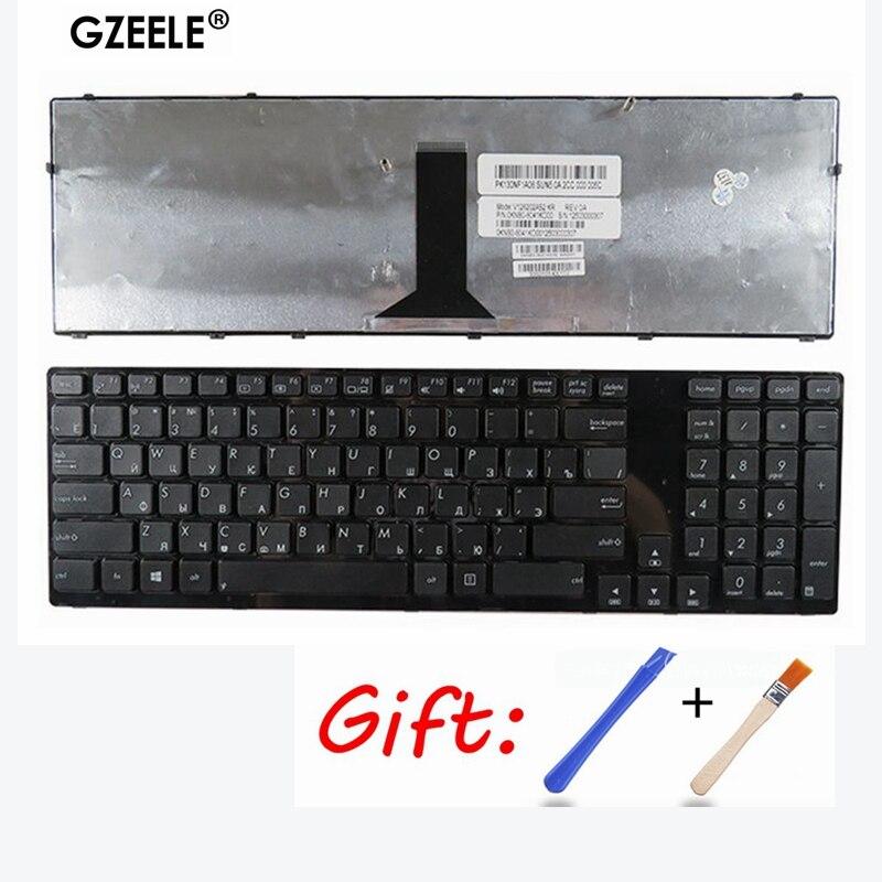 Ru Laptop Keyboard For ASUS K93SV K93 K93SM K95VB K95VJ K95VM X93SM X93SV K95 K93SV K93S K95V X93S Black New Russian