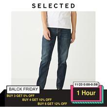 נבחר גברים של קל למתוח ג ינס מכנסיים חדש רגיל מזדמן מחודד הדוק רגל ג ינס S
