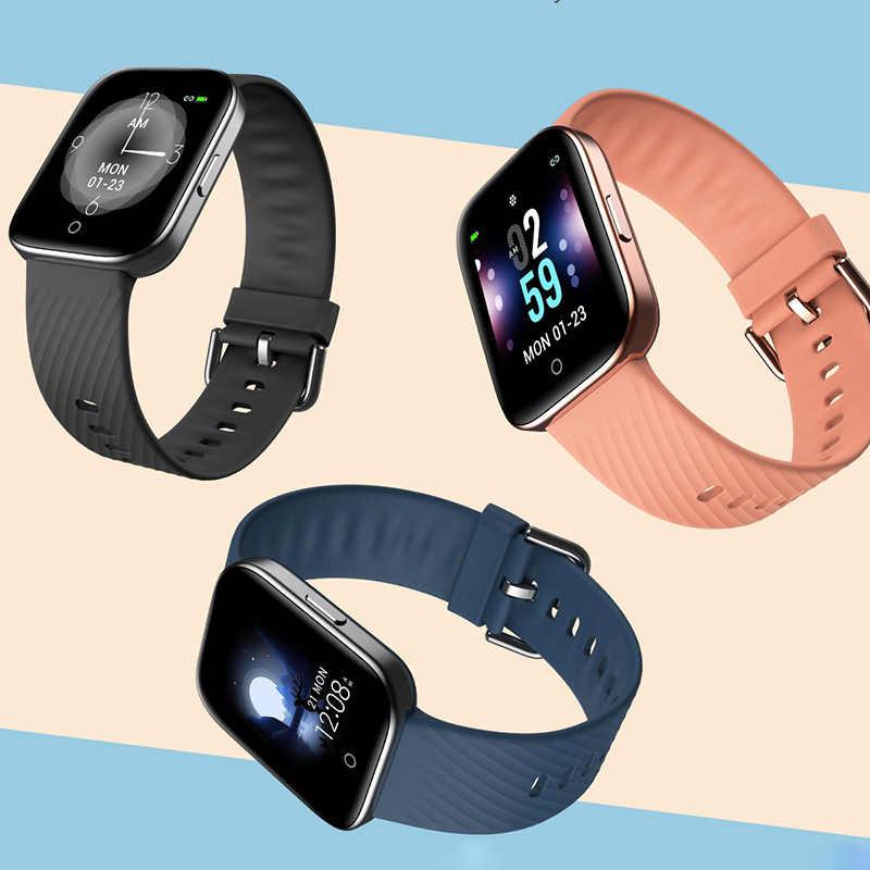 新しい IP68 防水スマートウォッチの男性女性心拍数スリープモニター歩数計スポーツスマートウォッチリモコンカメラスマート腕時計