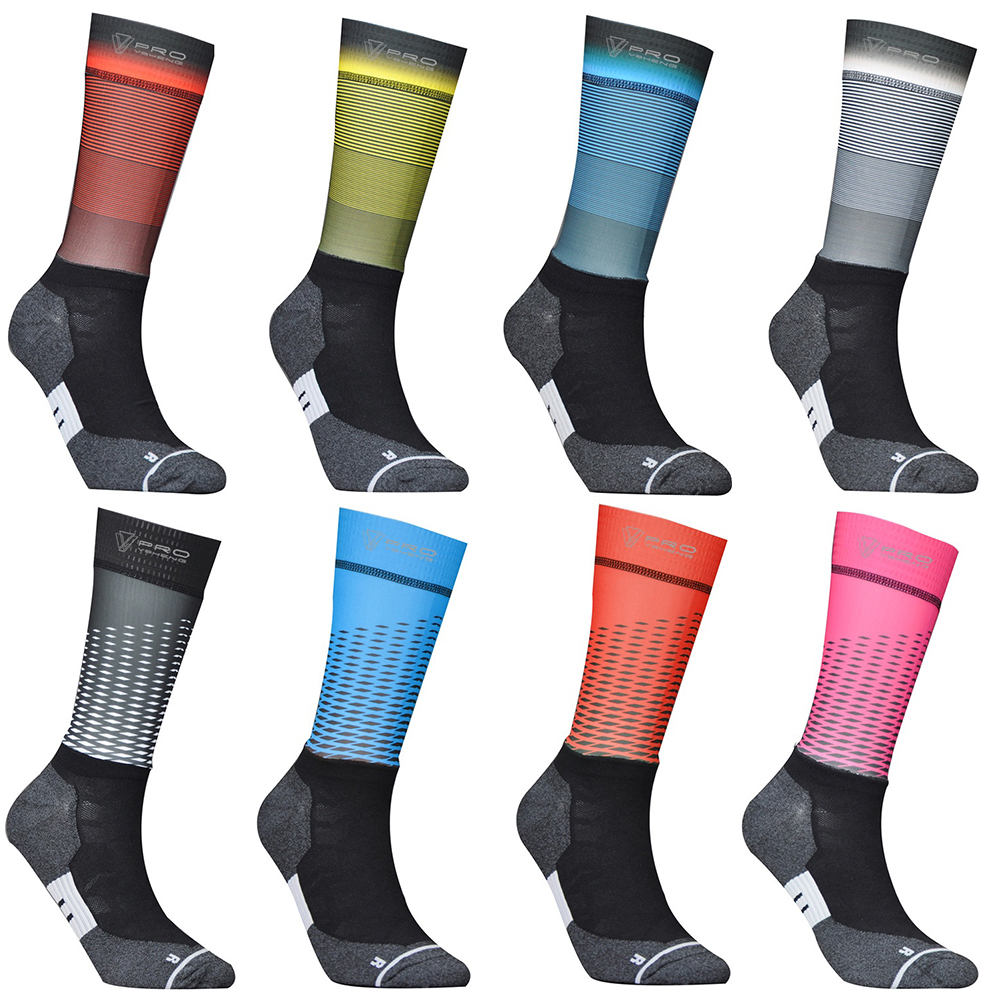Ultra-thin Noninductive Anti-slip Outdoor Sports Running Cycling Socks Bikes Basketball Football Climbing Hiking Camping Socks