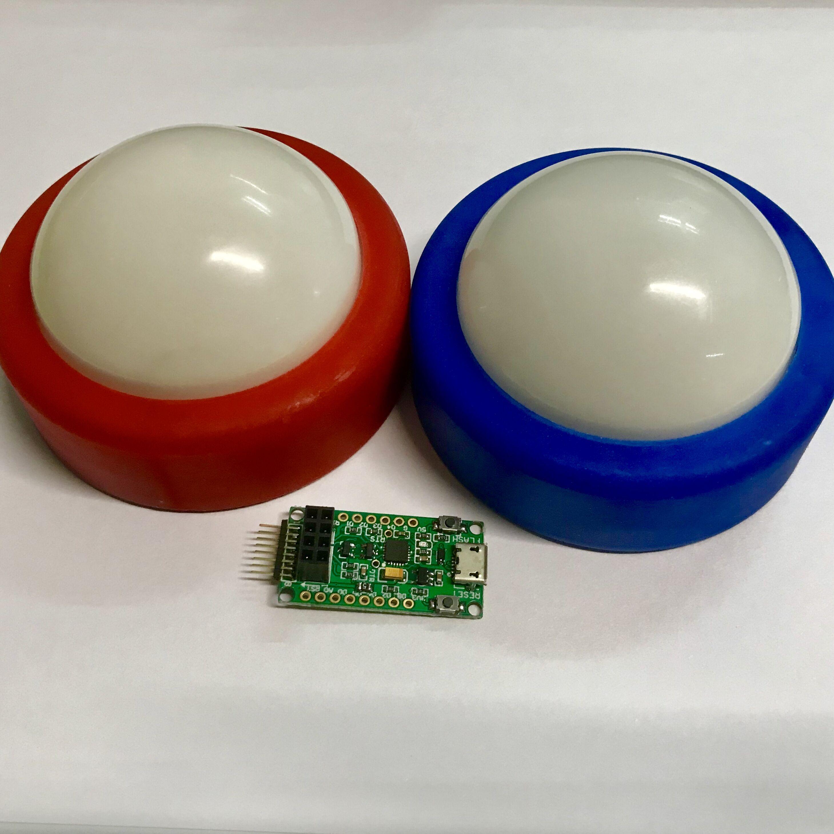 Kit de développement de bouton WiFI ESP8266 IFTTT avec programmation de clignotant ESP8266 - 5
