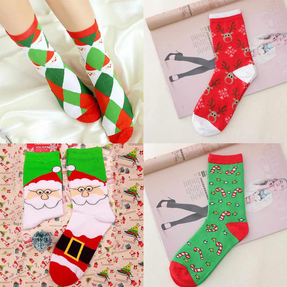 30 # נשים וגברים חג המולד כותנה גרב קריקטורה בעלי החיים גן עדן עבה חמוד נוח פס קצר קרסול Soxs חמוד גרביים