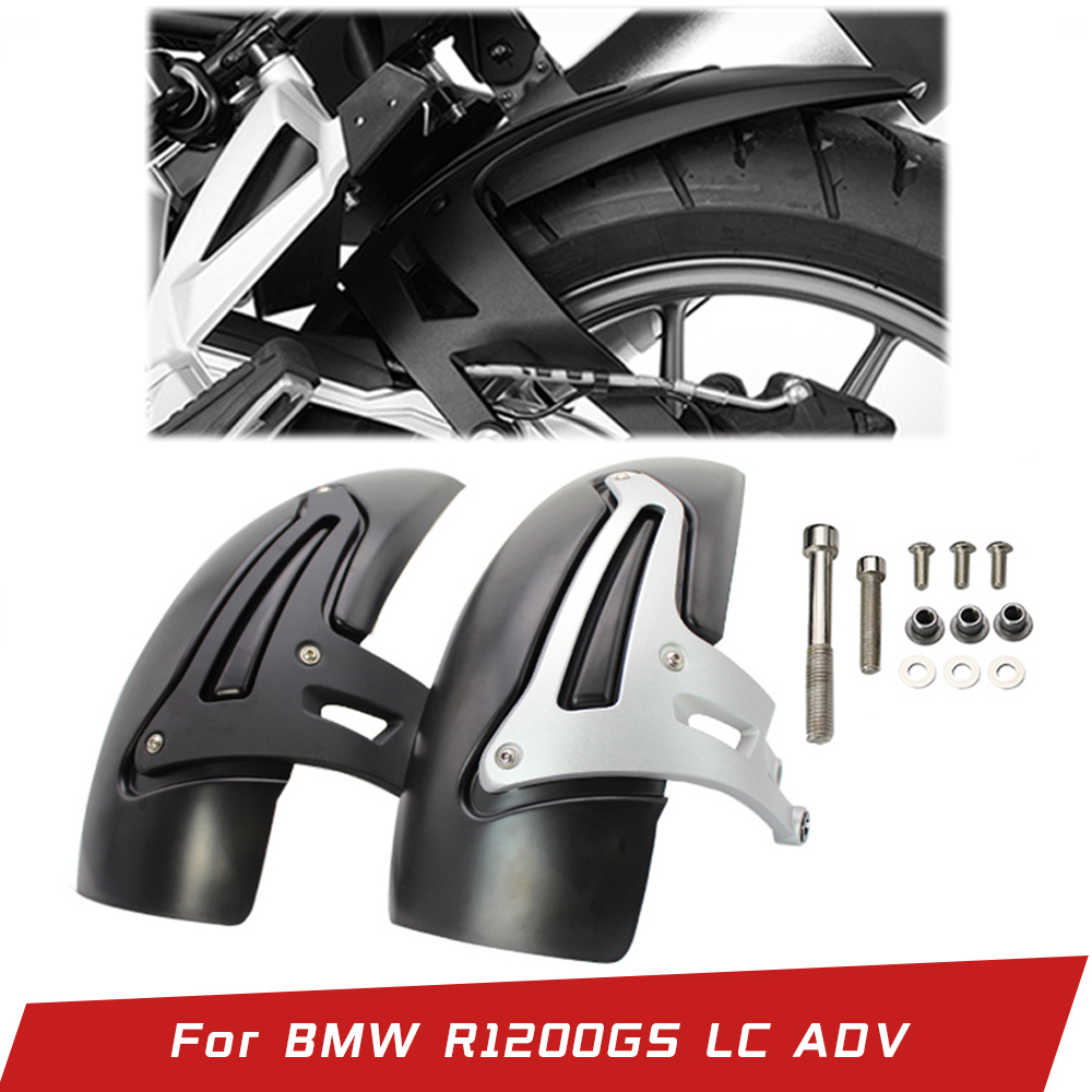For BMW R1200GS Adv R1200 GS LC Adventure R 1200GS ADV 2013-2018 Motorcycle Rear Fender Wheel Hugger Mudguard Splash Guard