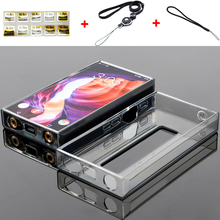 Soft TPU Clear Protective Case for FiiO M11 Pro / M11 Music Player Accessories Skin Full Cover Case For FiiO M11 Pro / M11