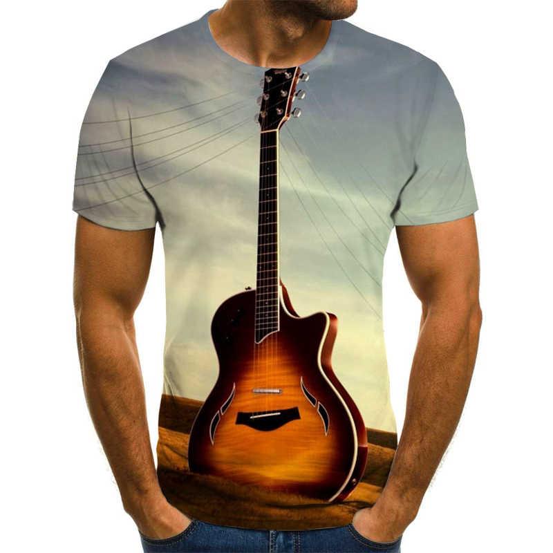 새로운 음악 노트 재미 있은 인쇄 된 t 셔츠 남자/여자 여름 음악 짧은 소매 t-셔츠 남자 캐주얼 탑 t 셔츠 브랜드 티 셔츠