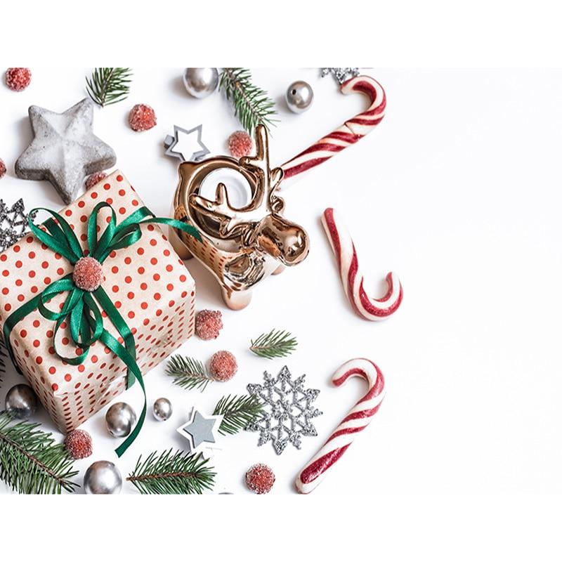 Купить shuozhike рождественский фон деревянная доска светильник зимний