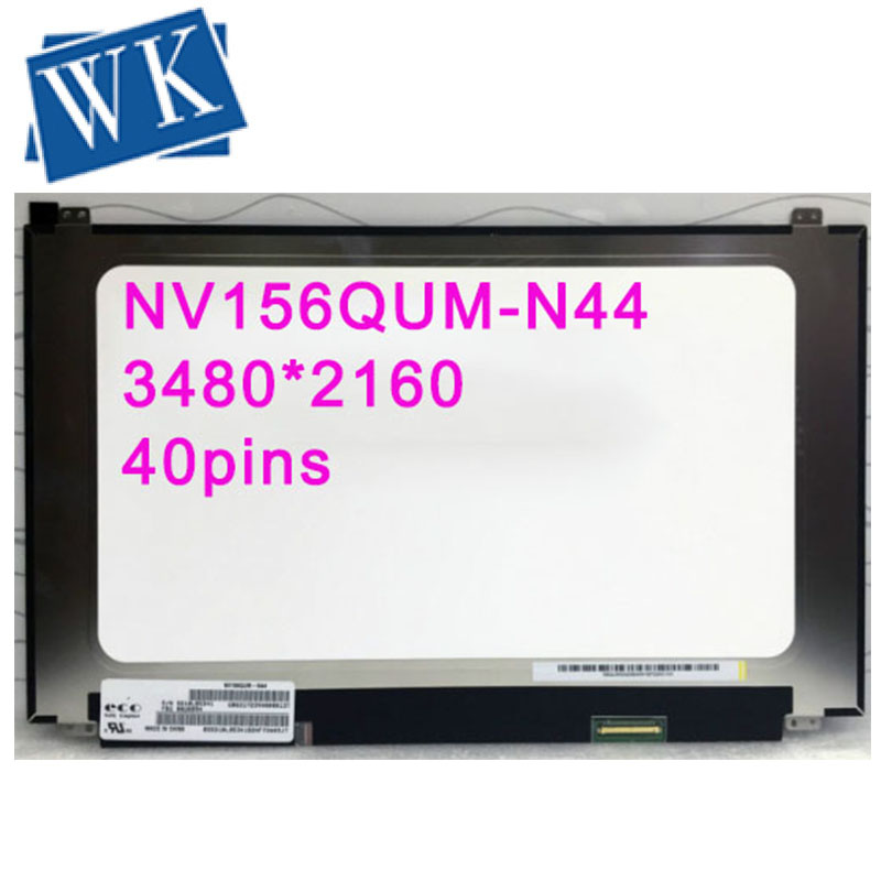 For BOE NV156QUM-N44 NV156QUM N44 IPS Marix For Laptop 15.6