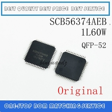High Quality Automotive IC Chip 2PCS SCB56374AEB SCB56374 1L60W Auto for Audio CPU QFP 52