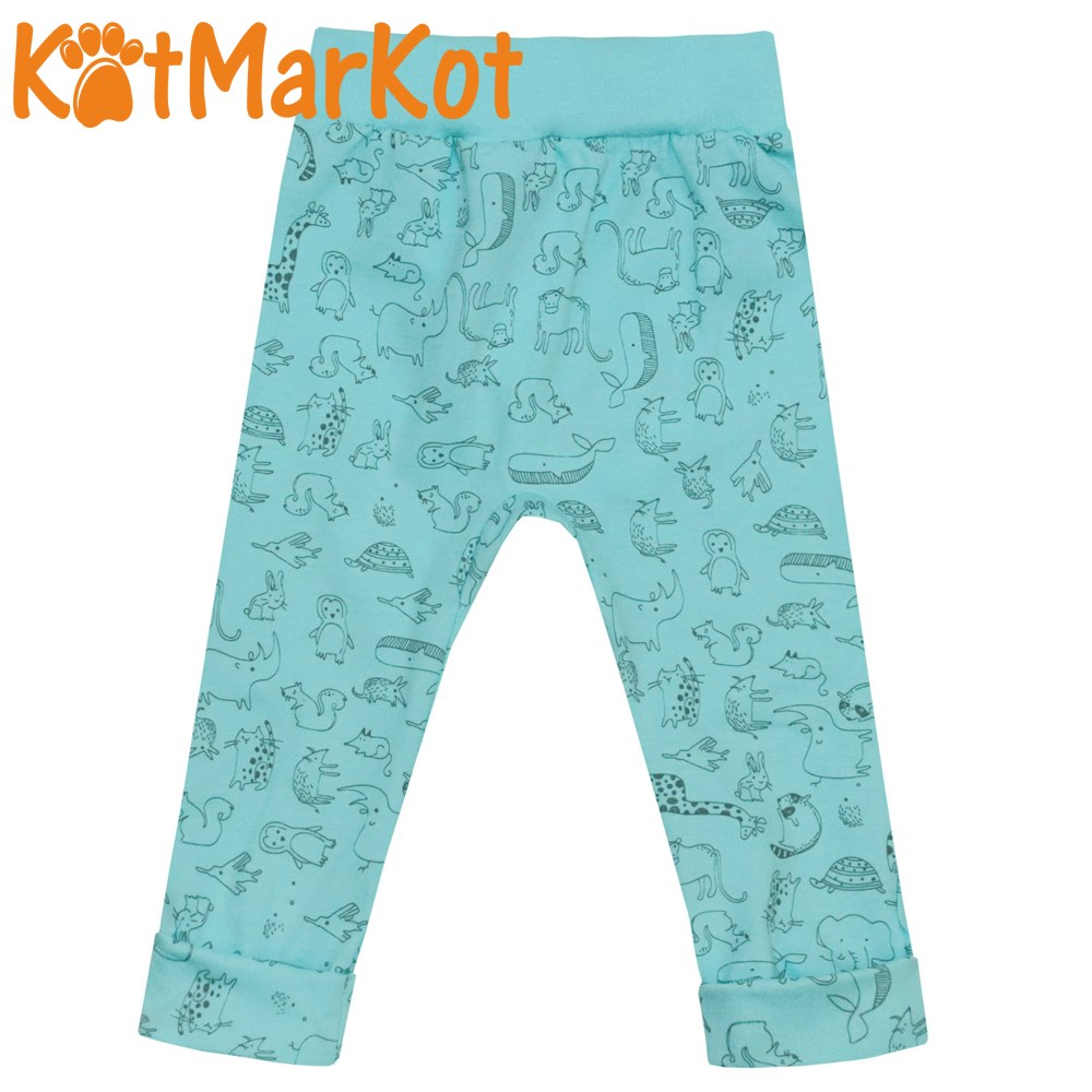 Pants Baby Toddler Cotton котмаркот