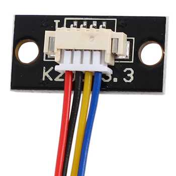 K200 Access Control Fingerprint Control Board + R503 Fingerprint Module Two-Color Ring Indicator Access Control