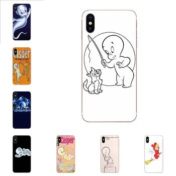 Casper & Friends TPU Pattern For Samsung Galaxy J8 J7 pro 2018 2017 2016 2015 J6 J5 J4 J3 J2 prime J1 image