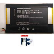Novo 7.6v 4200mah 31.92wh bateria de tamanho original para o cubo fresco rubik knote i1101 NV-3064148-2S tablet baterias + ferramentas + trilha