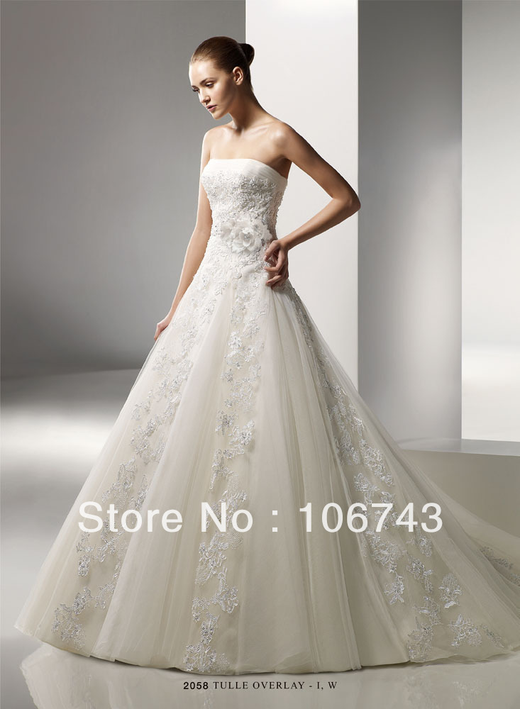 Free Shipping 2018 Fashion Long Design Vestidos Formal Elegant Appliques Party Gown Lace Bridal Gown Mother Of The Bride Dresses