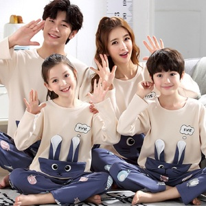 Parent Child Kids Outfits Family Matching dad Mommy and Me Baby Pajamas Sets Sweaters Mother and Daughter Clothes Madre E Hija