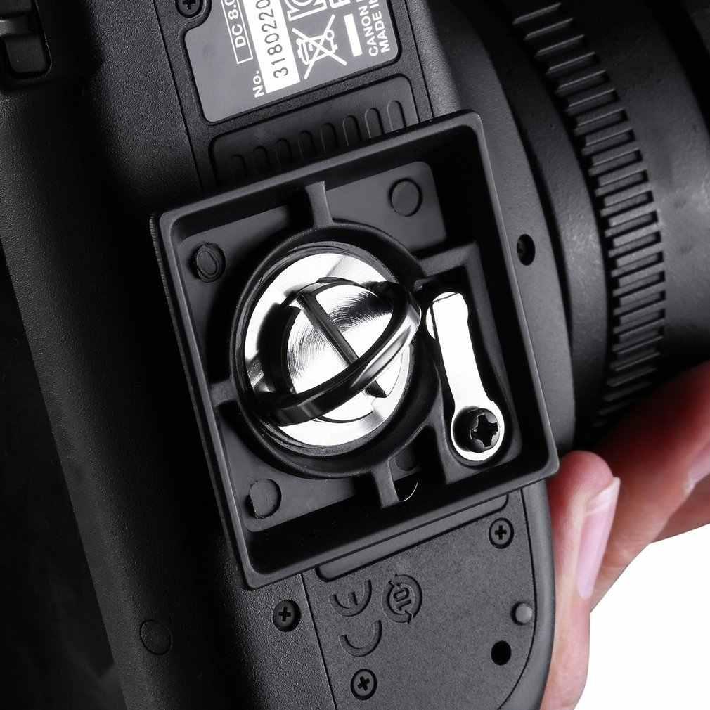 """1/4 """"المسمار مع D الدائري للكاميرا ترايبود/Monopod/سريعة الإصدار بلايت"""