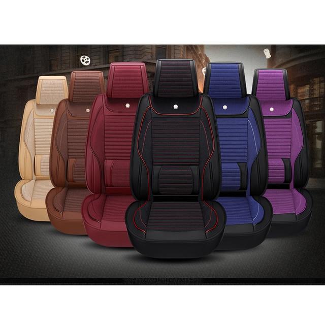 Housses de siège de voiture spéciales | De haute qualité, pour Subaru forester Outback Tribeca heritage xv impreze, coussin de siège de style de voiture