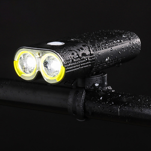 Image 5 - Bike Professionelle IPX6 Wasserdichte 1600 Lumen Licht Radfahren Power Bank Fahrrad Zubehör USB Aufladbare Taschenlampe Lampe