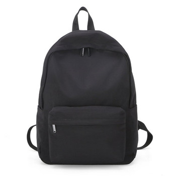 High Quality Solid Backpack Water Proof Oxford School Bag for Teenage girls Package Large Capacity Leisure or Travel Bag