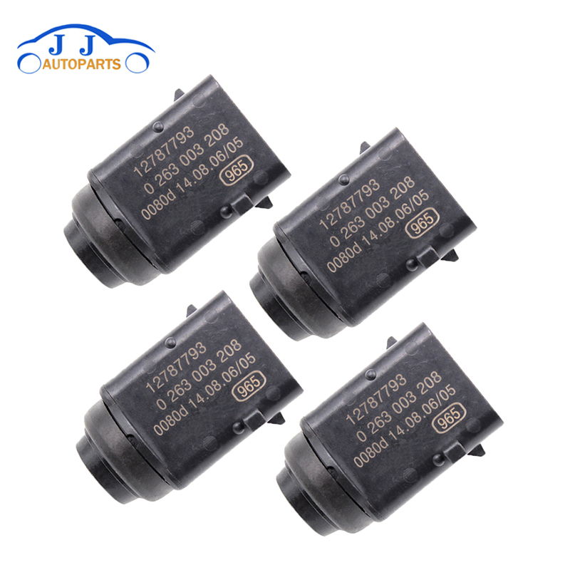 4PCS Lot Parking Sensor 12787793 For Opel For Saab 9-3 VECTRA C VAUXHALL ASTRA For ZAFIRA AUTO SENSOR 0263003172