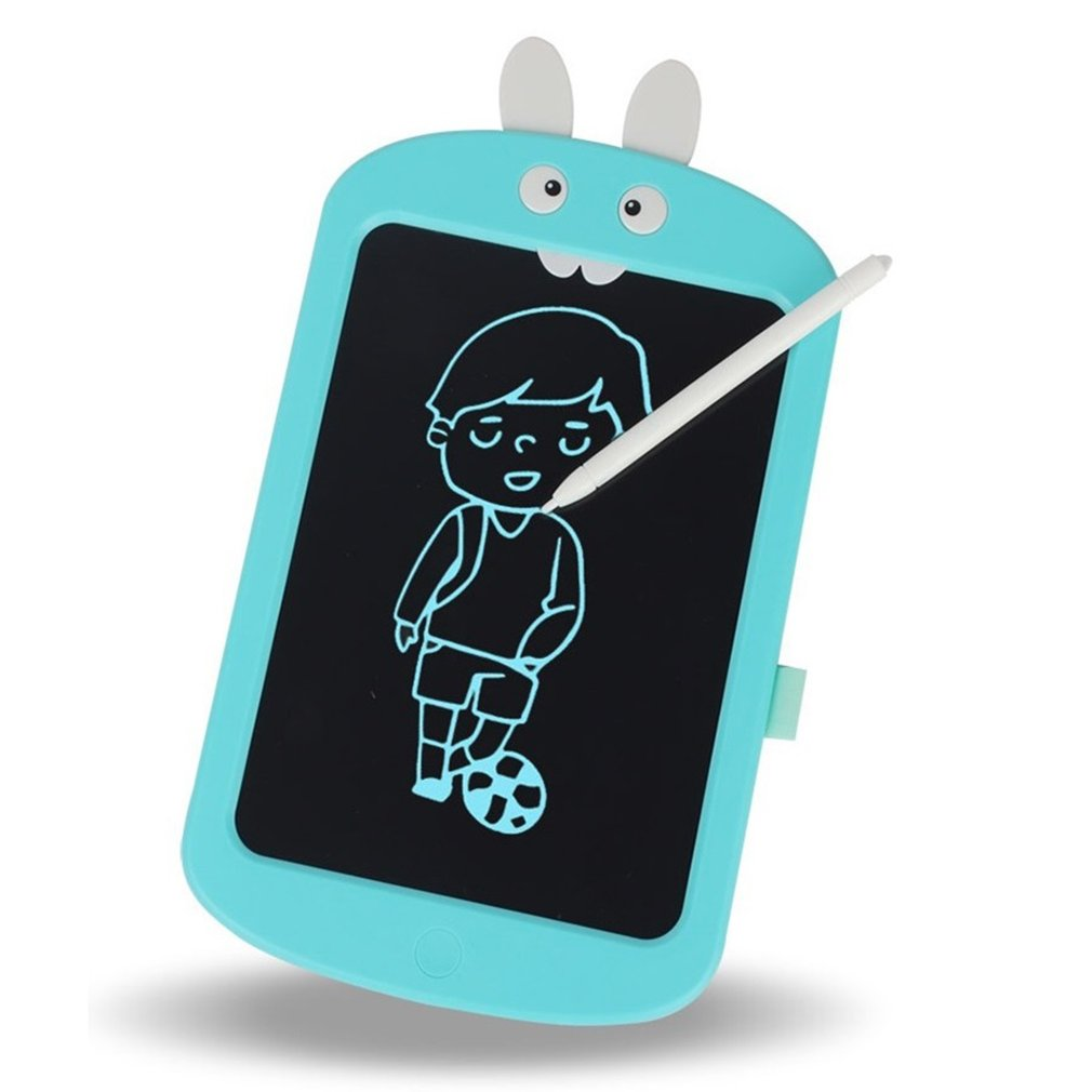 Digital Graphic Drawing Tablet Kids Writing Pad Electronic 8 5 inch LCD  Ultra thin Message Board