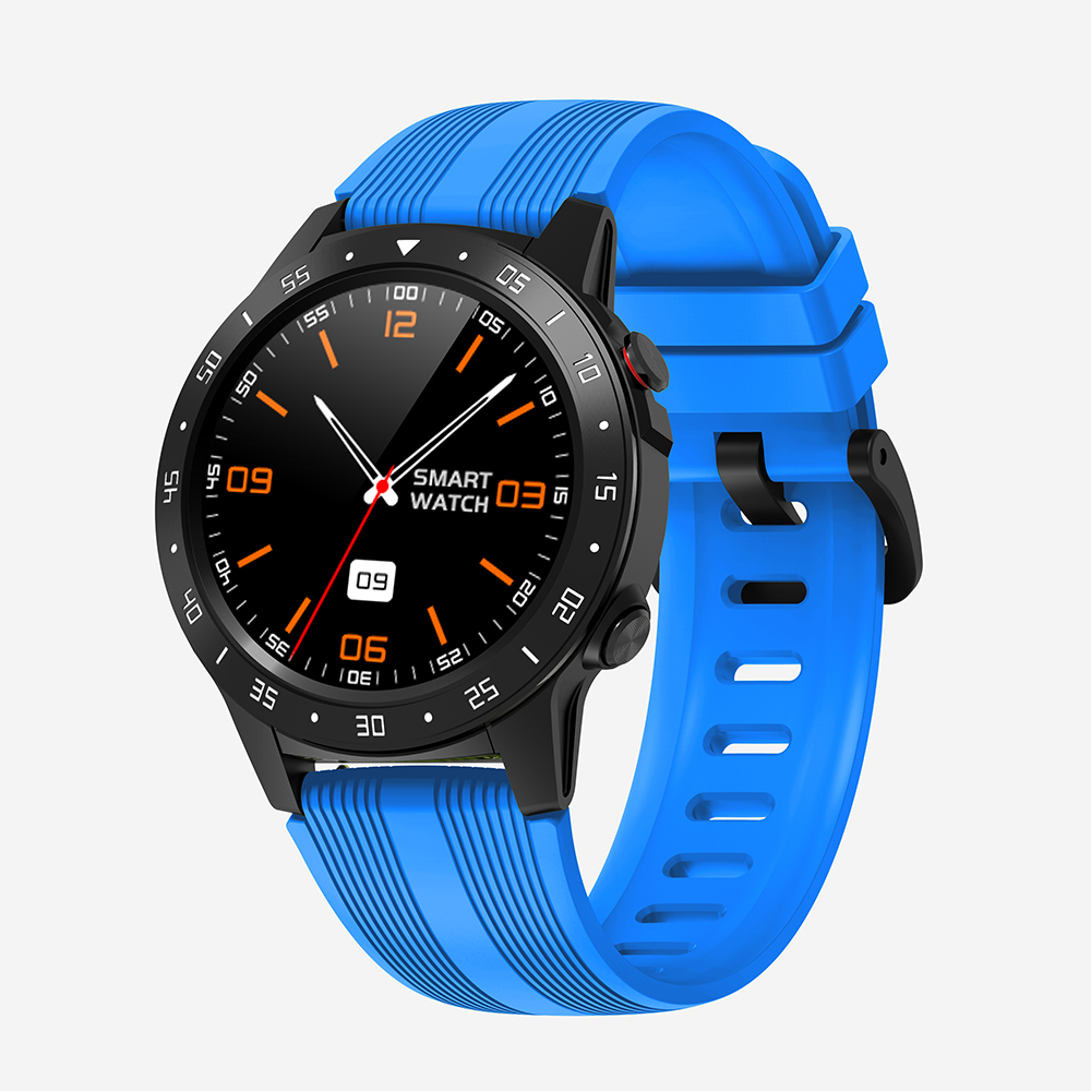 2019 New SENBONO M5 Smart Watch Waterproof Wearable Bluetooth Phone Call GPS smartwatch Phone Men Women Heart Rate Monitor Clock