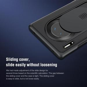 Image 5 - Nillkin Camshield Cases For Huawei Mate30 Mate 30 Pro Case Slide Back Cover for Camera Protection PC Hard All Around Coverage