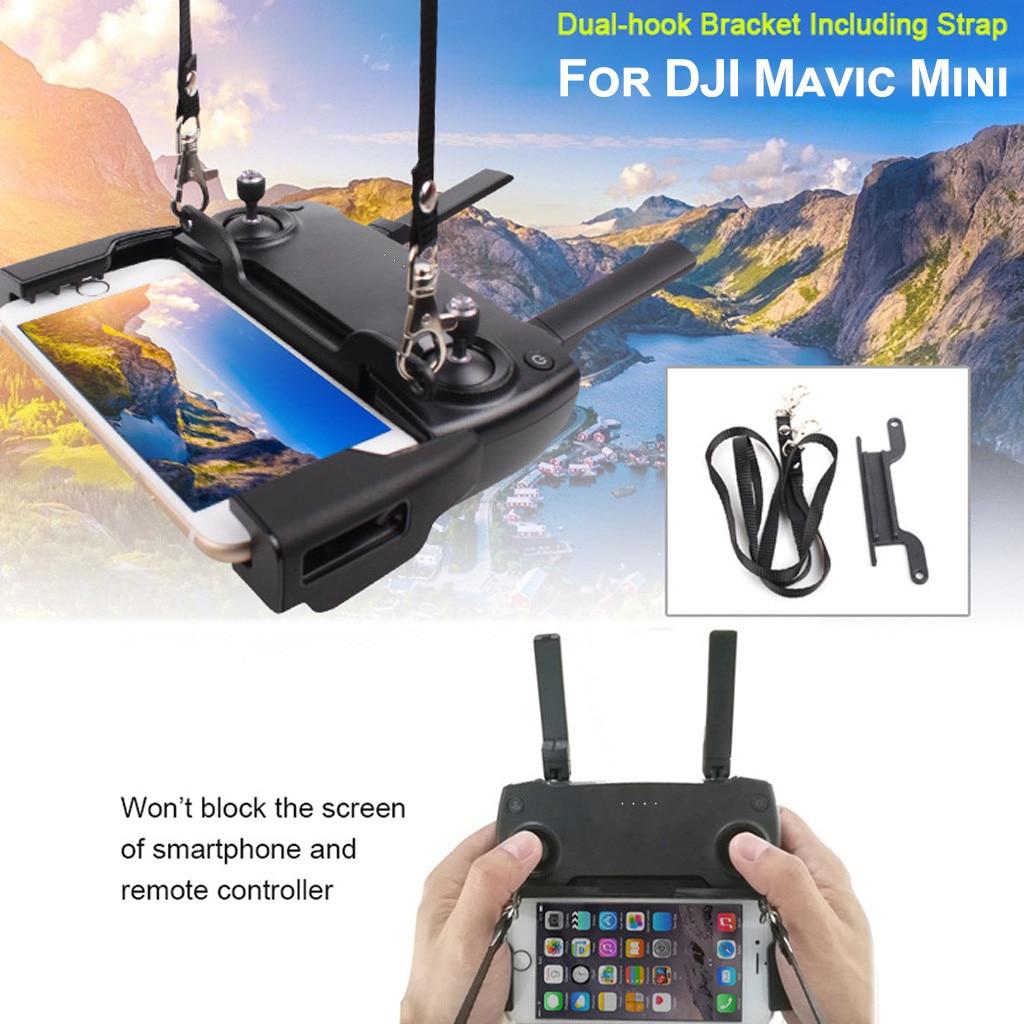 Drone 2019 Remote Control Mobile Phone Bracket Neck Sling Strap For DJI Mavic Mini Drone Drone Accessories БЛА Purchasing