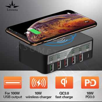 100w-quick-charge-3-0-usb-charger-fast-charging-station-pd-charger-for-iphone-tablet-phone-qi-wireless-charger-adapter-hub
