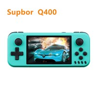 Retro Q400 Handheld Video Game Console, HDMI output, Supbor Q400,Supports up to 4 players,Retro Arch system