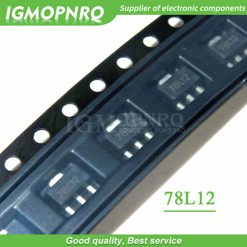 20PCS SOT89 79L05 78L06 78L08 78L09 78L10  78L12 78L15 SOT-89 New Original