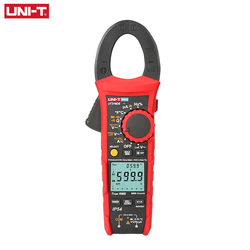 UNI-T Professional Digital Clamp Meter 1000V AC DC UT219 Series True RMS Auto Power Off 3 Phase Motor Sequence Test Inrush