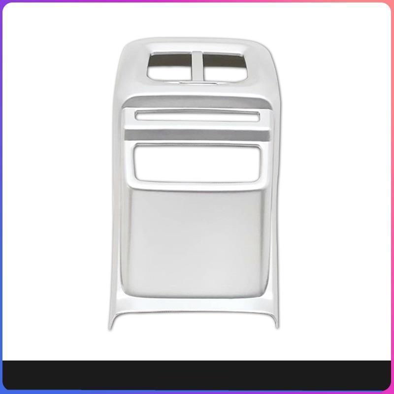 Modificato Automovil Cromo Finestra Maniglia Della Porta Sistema di Controllo di Tazza Interna Striscia di Adesivo Car Styling 18 19 PER Volkswagen Tharu - 4