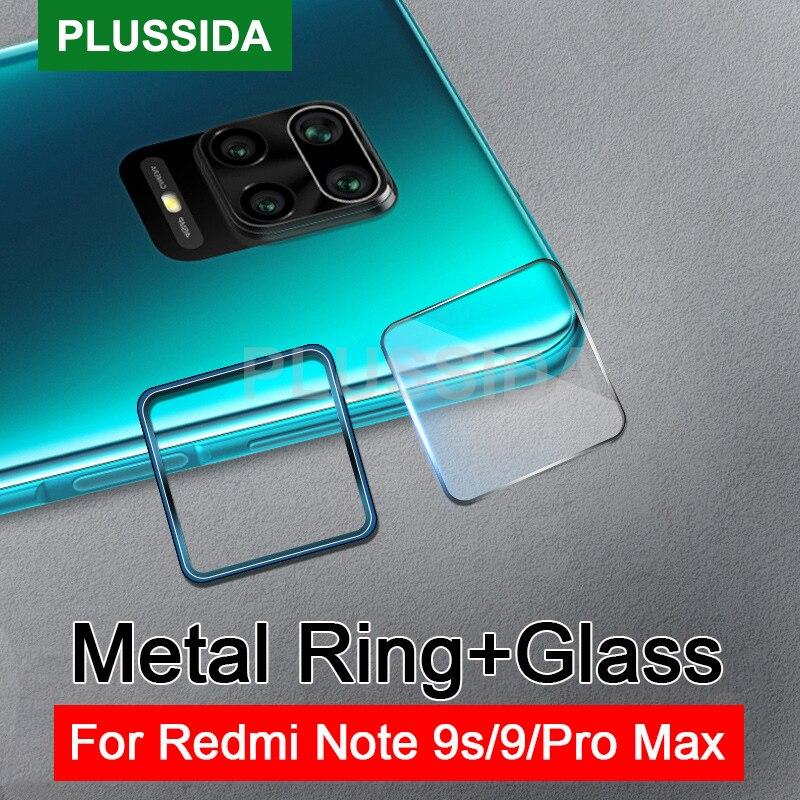 For XiaoMi Redmi Note 9s Note 9 Pro Max Case Camera Lens Glass Protection Cover Xiomi Red Mi Redmi Note9s Note9 Note 9 9Pro Max(China)