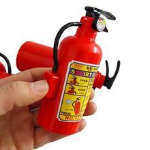 1pcs  Field 8 Meter Fire Shape Water Gun Extinguisher Childrens Toys Beach Guns Shooter Soakers